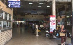 チェンマイ第2バスターミナル