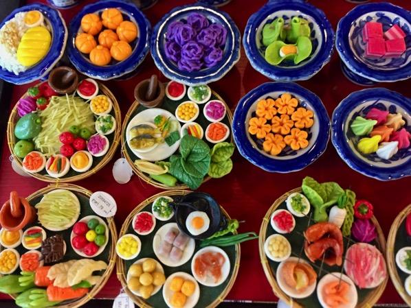 タイ料理の食贋