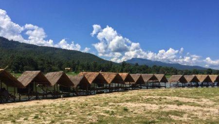 チェンマイお手軽観光『フイトゥンタオ貯水池』で絶景ランチ