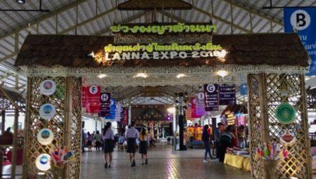 LANNA EXPO@チェンマイ!タイ北部最大級のイベント