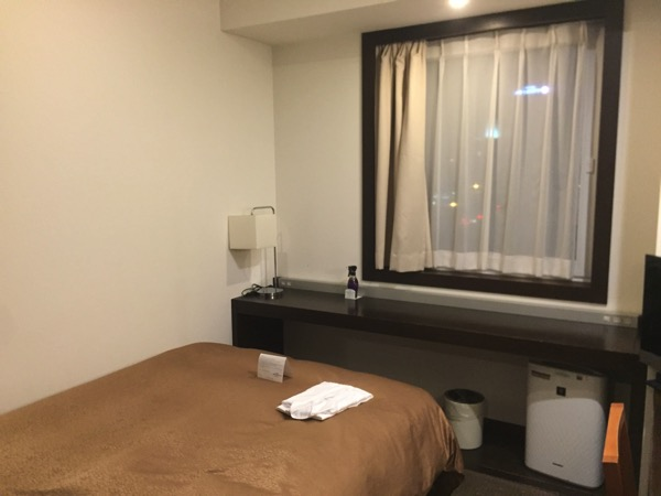 ホテルJALシティ羽田スタンダードの部屋