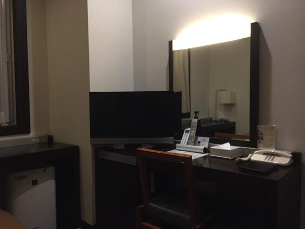 ホテルJALシティ羽田スタンダードの室内設備