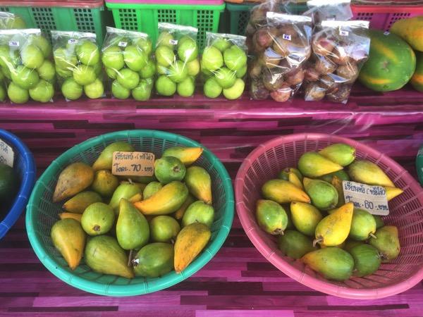 Kad Tung Kwian Marketで売っているカニステル