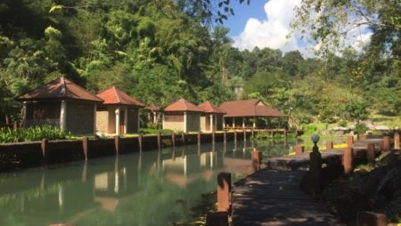 チェンマイのファーン温泉でハイレベルな泉質と大自然を満喫!