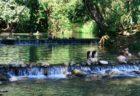 パーイの無料温泉!四方を山に囲まれた絶景【ペーン温泉】