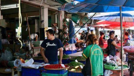 ムアンマイ市場