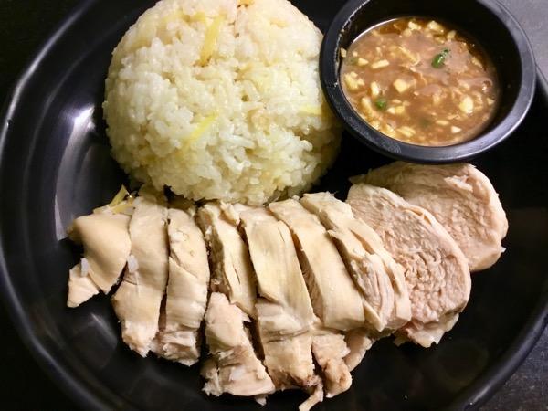 炊飯器で作った本場タイのカオマンガイ
