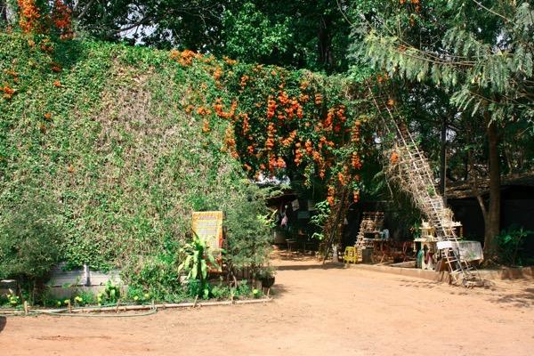 ハーントゥンチェンマイの入り口