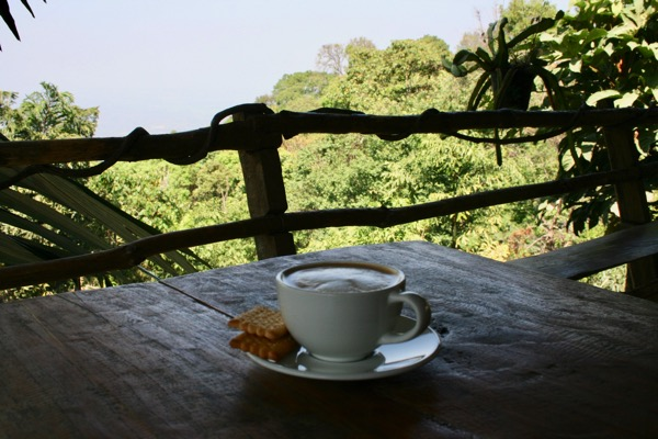 Beautiful Coffeeのカフェラテ