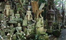 【バーンタワイへの行き方】チェンマイの木製雑貨&木工芸品の村