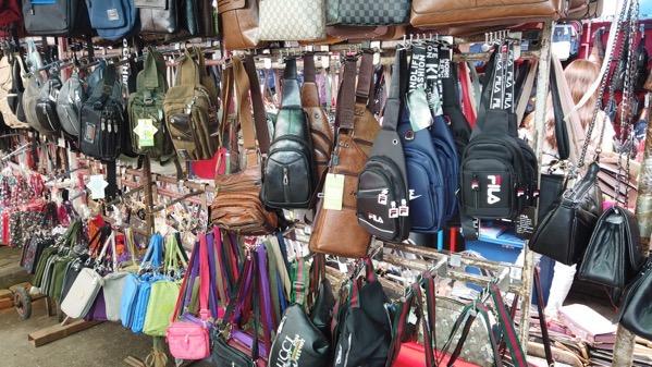 タチレクの市場のコピー商品