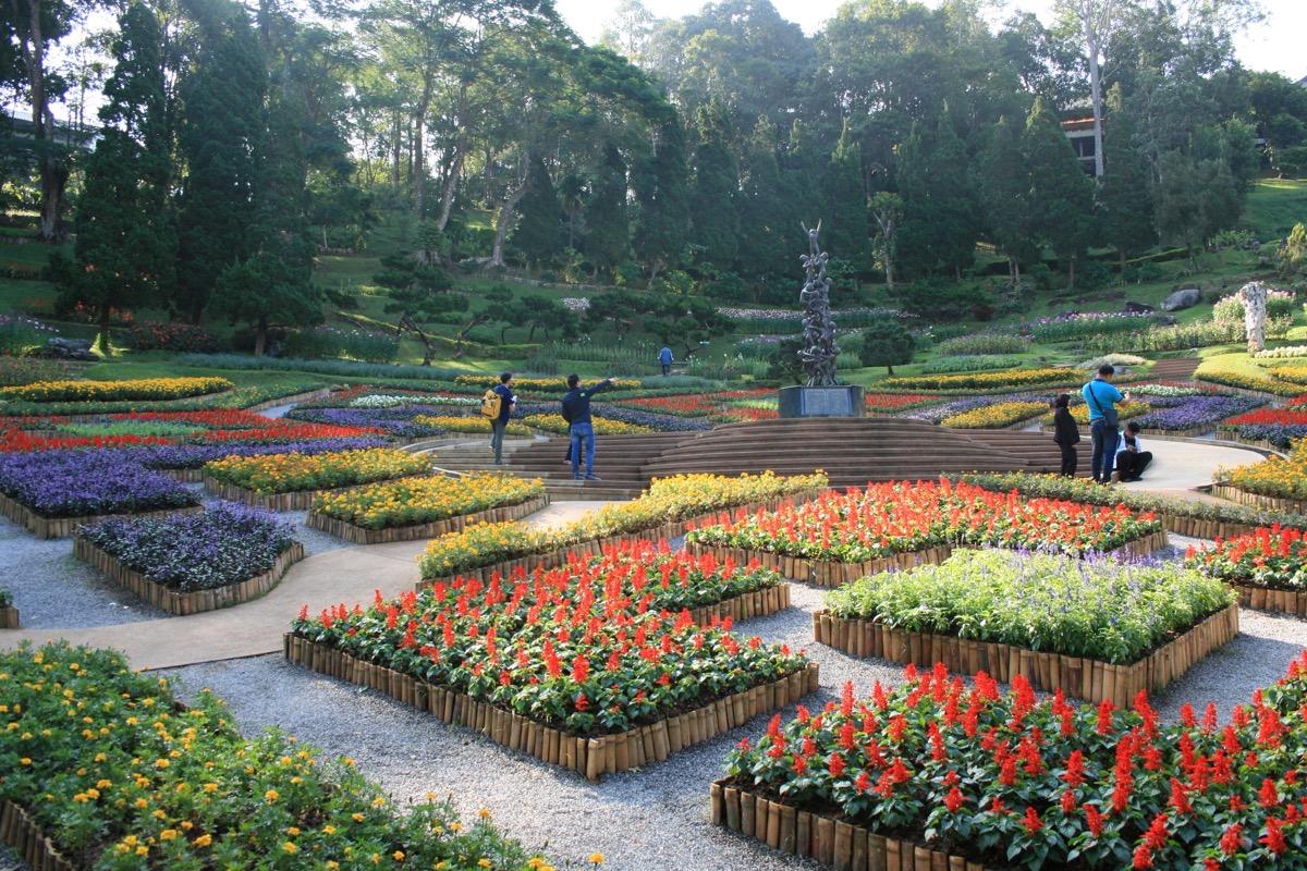 メーファールアン植物園