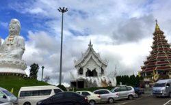 チェンライのお寺8選