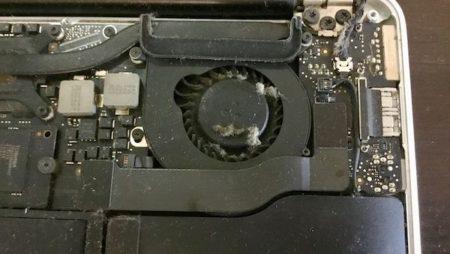 チェンマイでMacBookの分解清掃を自分でした結果