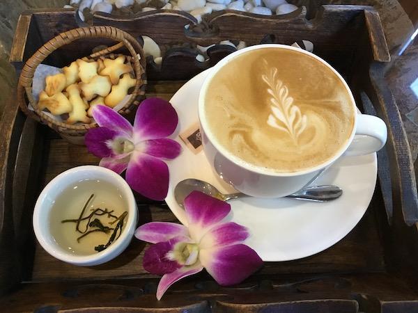 Tanita Coffeeカフェラテ