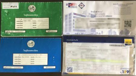 タイの強制保険