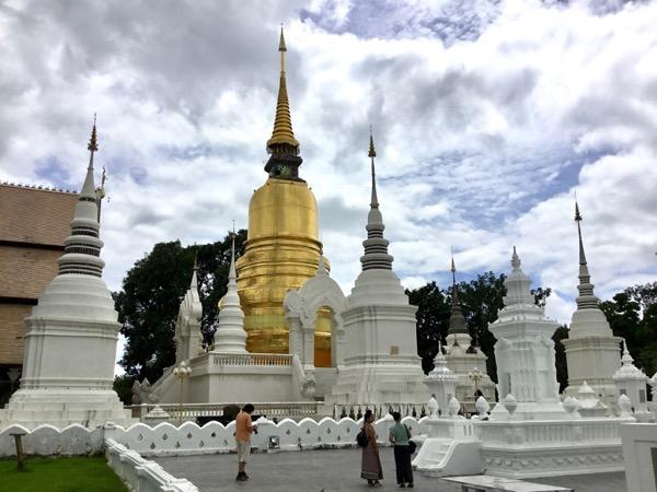スワンドークの仏塔
