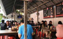 ムスリムの朝食専門店!チェンマイを訪れるタイ人観光客に大人気