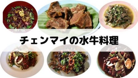 チェンマイ水牛料理