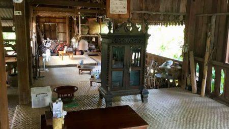 古民家タイ北部料理レストランで昔のチェンマイにタイムスリップ
