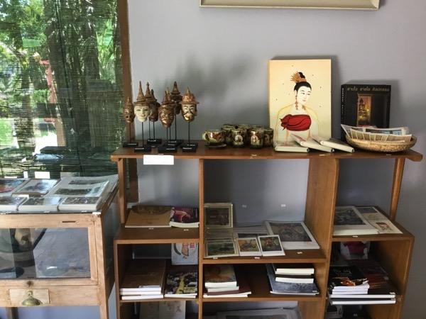 フアン・ジャイ・ヨーンのポストカードや本
