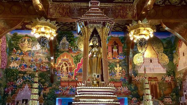 ワット・チェーディールワン|チェンマイの守護柱が祀ってある名刹