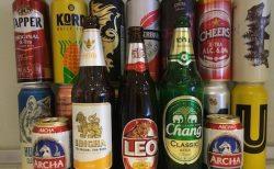 タイのコンビニビール&クラフトビール20種飲み比べ