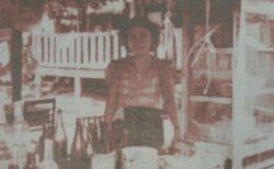 カオソーイラムドゥアンのオーナーの70年前の写真