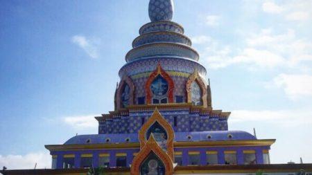 ワットタートーン ずば抜けたスケールを誇るチェンマイの王室寺院