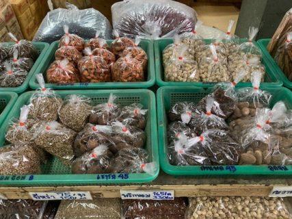 タイ北部料理の代表的なスパイス(香辛料)一覧