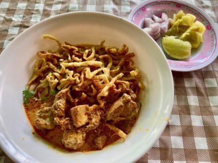 カーオソイ メーヌワン 何も食べても美味しいハラル食堂